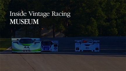 Inside Vintage Racing Text